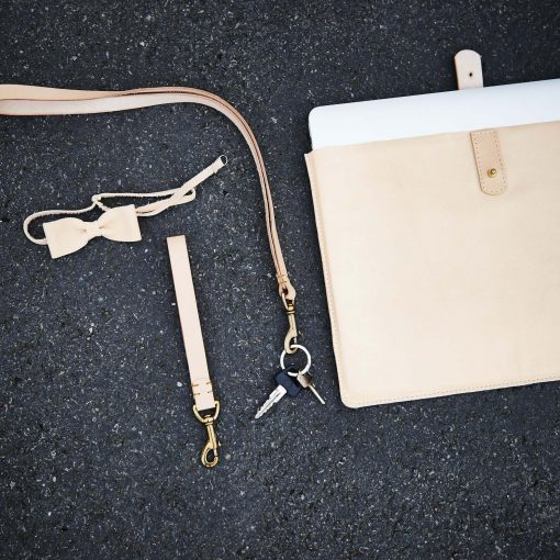 Sustainable leather products